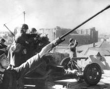 На защите города Ленинграда.(ч.1)